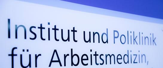 Institut und Poliklinik